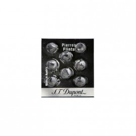Кремний для зажигалок ST Dupont 8шт. блистер Du000600