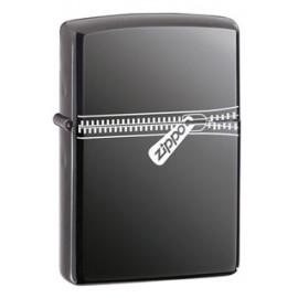 Зажигалка Zippo Classics Zipped Black Ice Zp21088