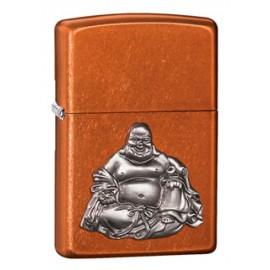 Зажигалка Zippo Classics Buddha Emblem Toffee Zp21195