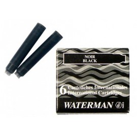 Картриджи Waterman Lady чер. 52 011