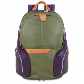 Рюкзак Piquadro с отдел. для iPad COLEOS/Green CA2943OS_VE