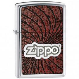 Зажигалка Zippo Classics Spiral High Polish Chrome Zp24804