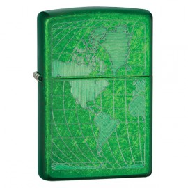 Зажигалка Zippo Classics World Map Meadow Zp28340