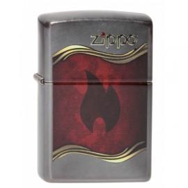 Зажигалка Zippo Classics Gray Dusk Zp28378