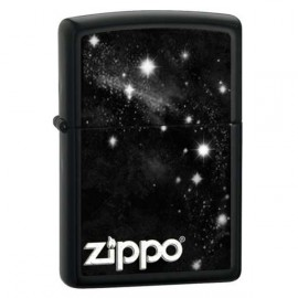 Зажигалка Zippo Classics Zippo Galaxy Black Matte Zp28433