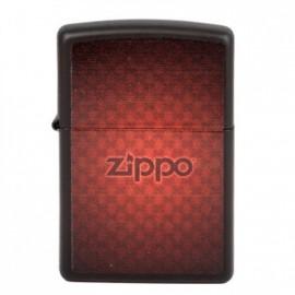 Зажигалка Zippo Classics Zippo Logo Black Matte Zp218.901