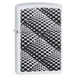 Зажигалка Zippo 214 Dots and Boxes Zp29416