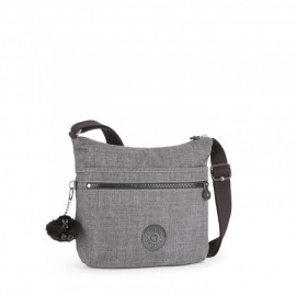 Женская сумка Kipling ZAMOR/Cotton Grey K12483_D03