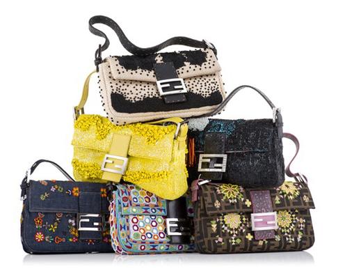 сумки Fendi Baguette