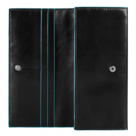Портмоне Piquadro Blue Square (B2) Black PD3211B2_N