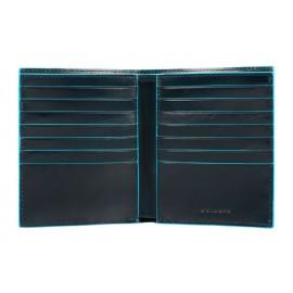 Портмоне Piquadro Blue Square (B2) N.Blue PU3247B2_BLU2