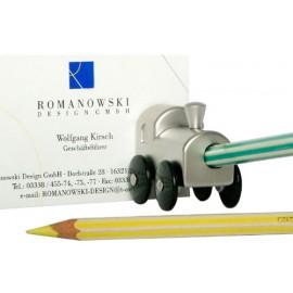 Держатель-магнит для записей Locomotive Romanowski Rm0684