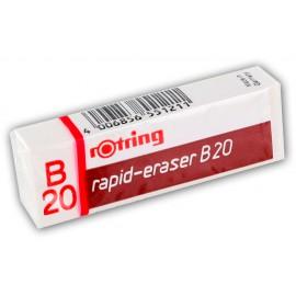 Ластик Rotring B20 Rapid S0194570