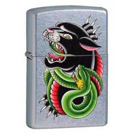 Зажигалка Zippo Classics Strangle Hold Street Chrome Zp20908