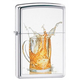 Зажигалка Zippo Classics Beer Mug High Polish Chrome Zp28293