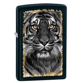 Зажигалка Zippo Classics Tiger Black Matte Zp28314