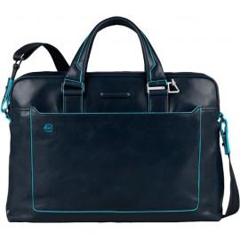 Портфель PIQUADRO синий BL SQUARE/N.Blue CA3335B2_BLU2