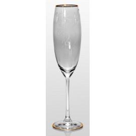 Набор бокалов для шампанского Bohemia Sklo GRANDIOSO Bh31-03-230-2-025
