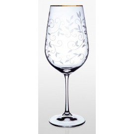 Набор бокалов для вина Bohemia Sklo VIOLA Bh06-02-550-2-019