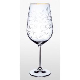 Набор бокалов для вина Bohemia Sklo VIOLA Bh06-02-550-6-019