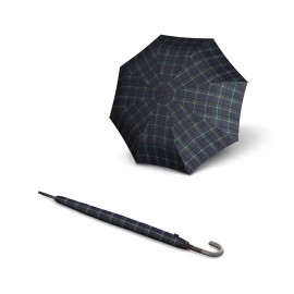 Зонт трость Knirps T.903 Extra Long Ac Check Blue&Green Kn9639035180