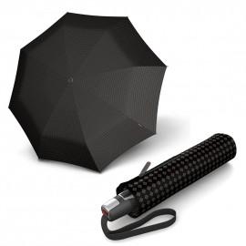 Зонт складной Knirps T2 Duomatic Cube Black Kn898787041