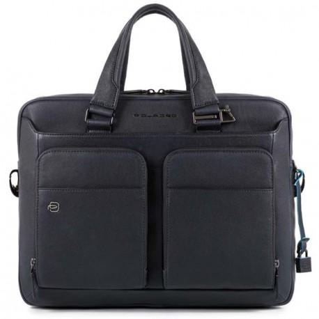 Мужская сумка Piquadro Black Square (B3) CA2849B3_BLU