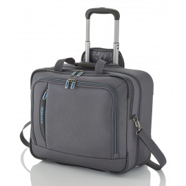 Портфель Travelite CROSSLITE/Anthracite TL089506-04