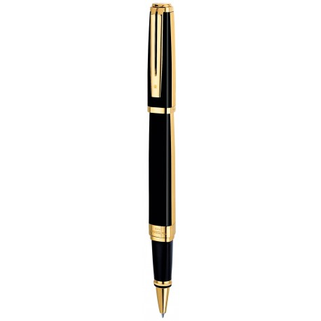 Ручка роллер Waterman EXCEPTION Night/Day Gold GT RB 41 025
