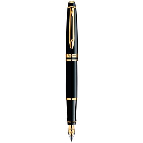 Перьевая ручка Waterman EXPERT Black FP 10 021