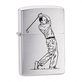 Зажигалка Zippo Classics Golf Swing High Polish Chrome Zp100.001