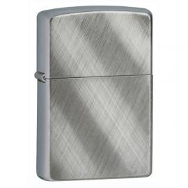 Зажигалка Zippo Classics Diagonal Weave Brushed Chrome Zp28182