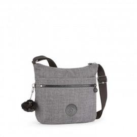 Женская сумка Kipling ZAMOR/Cotton Grey K12483_D03