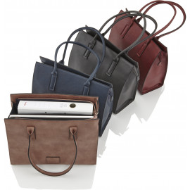 Женская сумка Travelite LICHTBLAU/Bordo TLLB-04-0170