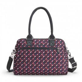 Женская сумка Kipling SUNBEAM/Red Tile Print K70061_13C