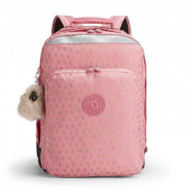 Рюкзак для ноутбука Kipling COLLEGE UP/Pink Gold Drop K06666_25T