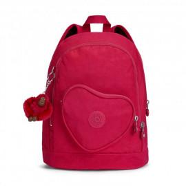 Рюкзак Kipling HEART BACKPACK/True Pink K21086_09F