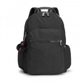 Рюкзак для ноутбука Kipling SEOUL GO/True Black K21316_J99