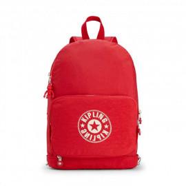 Рюкзак Kipling CLASSIC NIMAN FOLD/Lively Red KI2636_49W