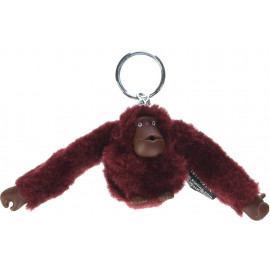 Брелок Kipling MONKEYCLIP S/Burnt Carmine K16474_84B