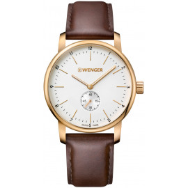 Мужские часы Wenger Watch URBAN CLASSIC Small Sec W01.1741.124