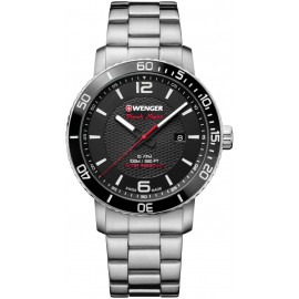 Мужские часы Wenger Watch ROADSTER Black Night W01.1841.104