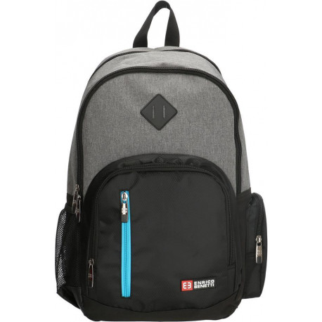 Рюкзак для ноутбука Enrico Benetti ALMERIA/Grey Eb47167 012