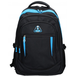 Рюкзак для ноутбука Enrico Benetti SEVILLA/Black-Sky Blue Eb62027 914