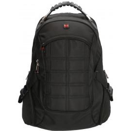 Рюкзак для ноутбука Enrico Benetti CORNELL/Black Eb47181 001