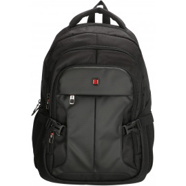 Рюкзак для ноутбука Enrico Benetti DOWNTOWN/Black Eb62062 001