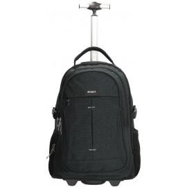 Рюкзак на колесах Enrico Benetti SYDNEY/Black Eb47169 001