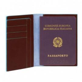 Обложка для паспорта Piquadro Blue Square PP1660B2_MO
