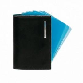 Кредитница Piquadro Blue Square (7,5х10) PP1661B2_N