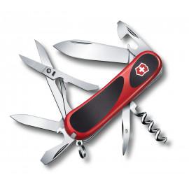Складной нож Victorinox EvoGrip 14 85мм Vx23903.C